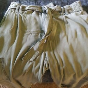 Free People soft cargo pants